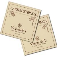 Akcija žice za violončelo Larsen A + Larsen D