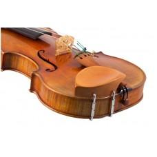 Podbradak za violinu Tekka model drvo - šimšir