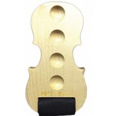 Podloga za nogu violončela u obliku violine