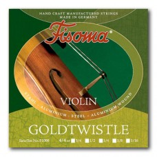 Žice za violinu Fisoma Goldtwistle 4/4 set