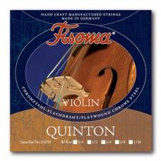 Žice za violinu Fisoma Quinton 4/4 set