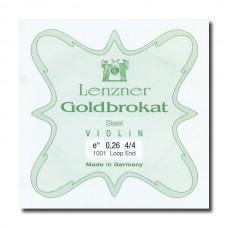 Žica za violinu Lenzner Goldbrokat E
