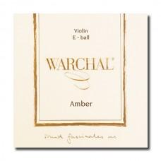 Žica za violinu Warchal Amber E