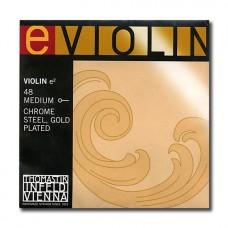 Žica za violinu Thomastik E zlatna