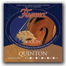 Žice za violu Fisoma Quinton set