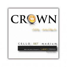 Žice za violončelo Larsen Crown set
